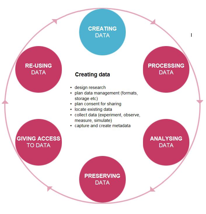 Data Life Cycle_II